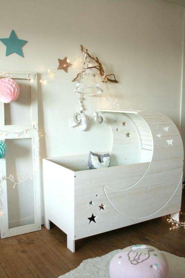 wundersch ne babybetten f r den ruhigen schlaf ihres. Black Bedroom Furniture Sets. Home Design Ideas