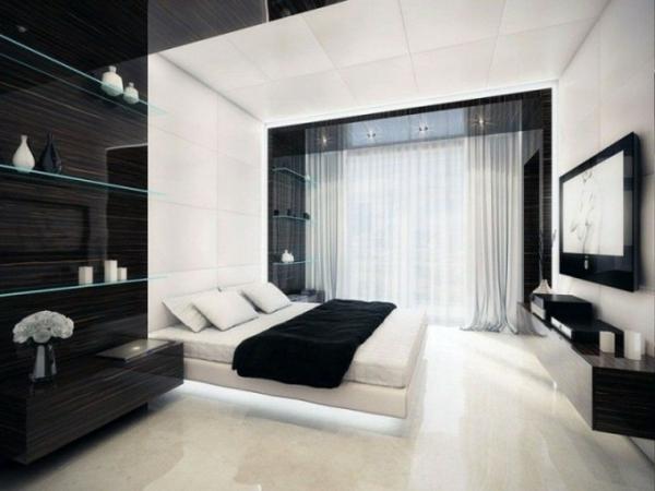 moderne- Schlafzimmermöbel-für-eine-tolle-Ambiente-Design-Ideen
