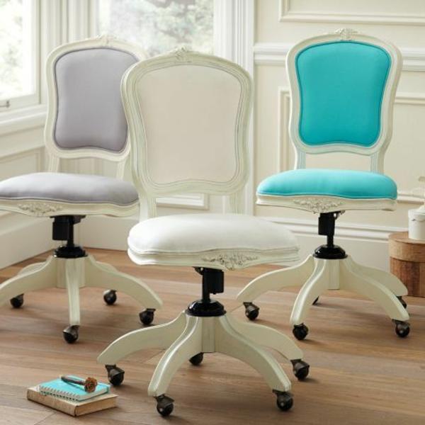moderne-Schreibtischstühle-in-mehreren-Farben
