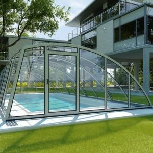 Poolüberdachung - moderne und aktuelle Vorschläge!