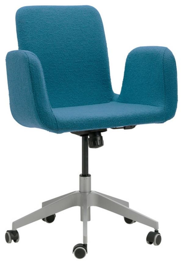 moderner-Arbeitsplatz-Schreibtischstuhl-in-schöner-Farbe