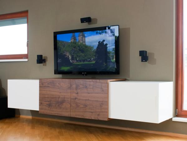 moderner-TV-Schrank-in-zwei-Farben-für-das-Wohnzimmer