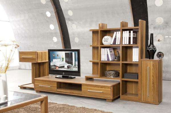 multifunktionelle-super-praktische-TV-möbel-aus-holz