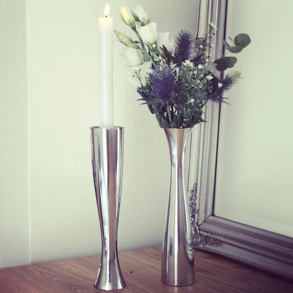 designer-vasen-länglich