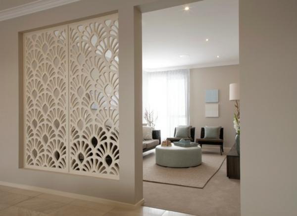 originelle-Trennwände-super-funktionelles-Design-Einrichtungsideen interior-design-ideen-wohnideen