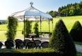 Gartenpavillion – Faszination für einen noch edleren Garten