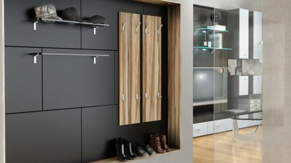 praktische-und-effektvolle_Dielenmöbel-mit-schönem-Design-Kleiderhaken