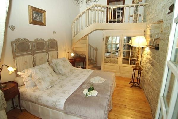 schlafzimmer gardinen romantisch_142316 ~ neuesten ideen für die ... - Romantische Schlafzimmer Bilder