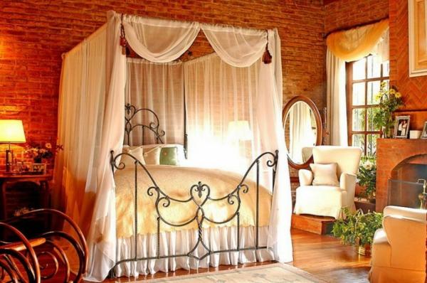 Romantisches Schlafzimmer Design: 56 Bilder!