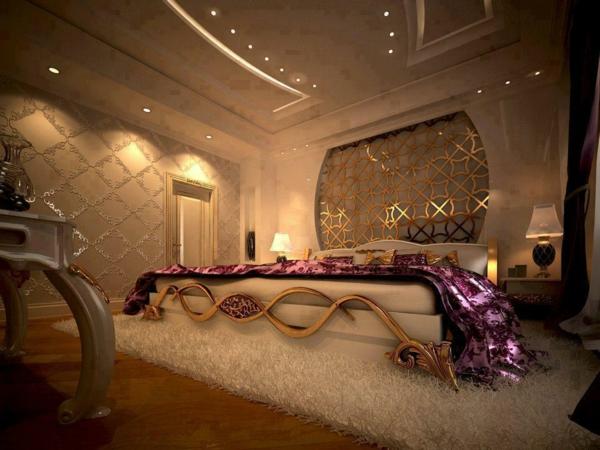 Romantisches Schlafzimmer Design: 56 Bilder! - Archzine.net