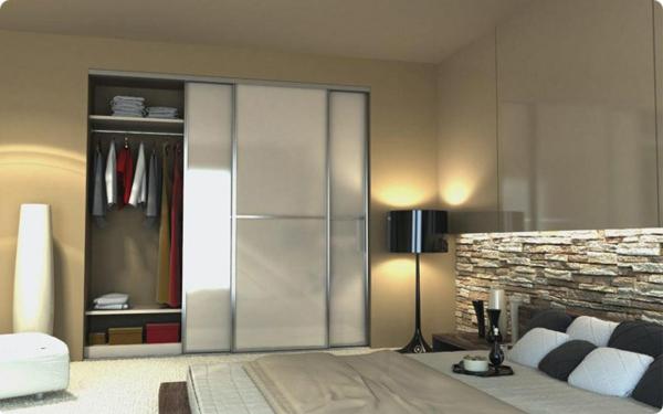 schöne-Einrichtungsideen-Kleiderschrank-Weiß-mit-tollem-Design