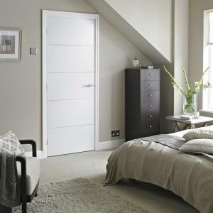 Innentüren in Weiß - schick und elegant!