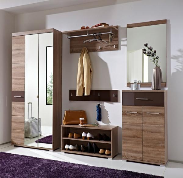 schönes-Möbelset-praktische-und-effektvolle_Dielenmöbel-mit-schönem-Design