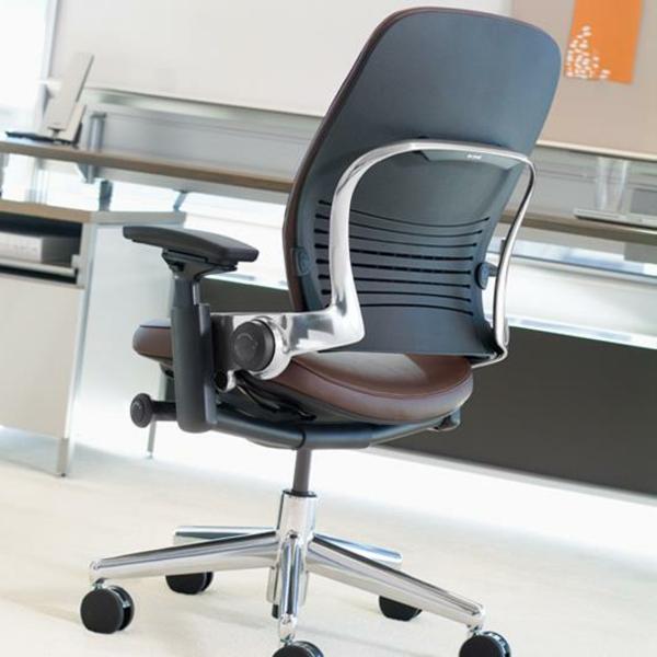 Ergonomischer Burostuhl Fur Mehr Komfort Am Arbeitsplatz Archzine Net
