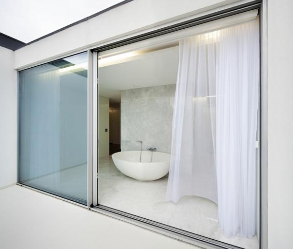 Glasschiebetüren mit modernem Design ! - Archzine.net