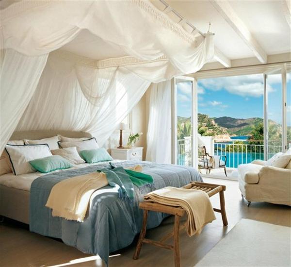 Romantisches Schlafzimmer Design: 56 Bilder