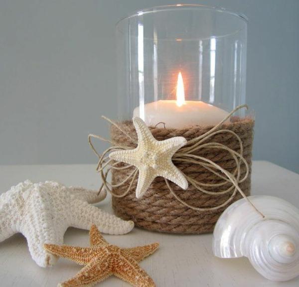selber-basteln-Bastelideen-wunderschöner-Kerzenständer-als-eine-tolle-Dekoration-für-Zuhause--