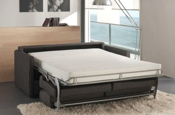 Sofa mit schlaffunktion bequem und super praktisch for Schlafcouch bequem