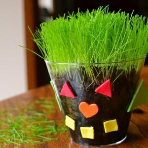 Kriegen Sie kreative Bastelideen zum Frühling!