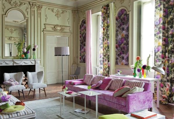 frühling-dekoration-im-zimmer-farben-mix-multicolor-blumen-deko