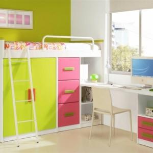 Das Hochbett - ein Traumbett für Kinder und Erwachsene!