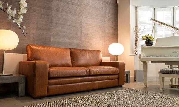 Ledersofa mit fantastischem design 83 beispiele - Zimmerdecken ideen ...