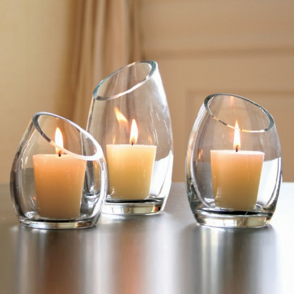 super-Ideen-für-Kerzenständer-aus-Glas-Dekoideen-für-die-Wohnung-