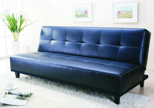 super-bequemes-ledersofa-in-blau-schöne-einrichtungsideen-für-das-wohnzimmer