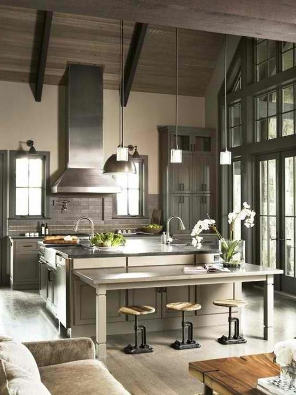 Tolle Küchenideen fantastische küchenideen eine bar zu hause haben archzine