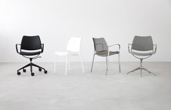 Coole Bürostühle bürostuhl 86 fantastische modelle archzine