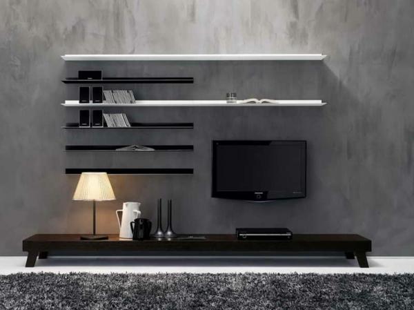 super-moderner-und-eleganter-schwarzer-TV-Tisch