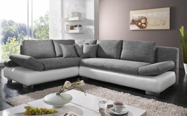 sofa mit schlaffunktion bequem und super praktisch. Black Bedroom Furniture Sets. Home Design Ideas