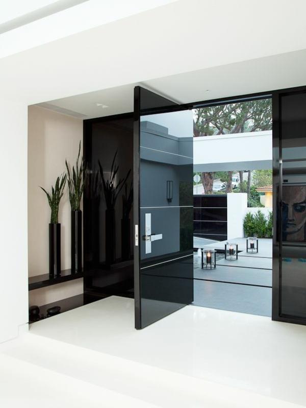 Top Fantastische Eingangstüren für Ihre Wohnung ! - Archzine.net LX95