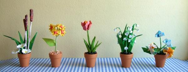 origami-topf-pflanzen-gefaltet
