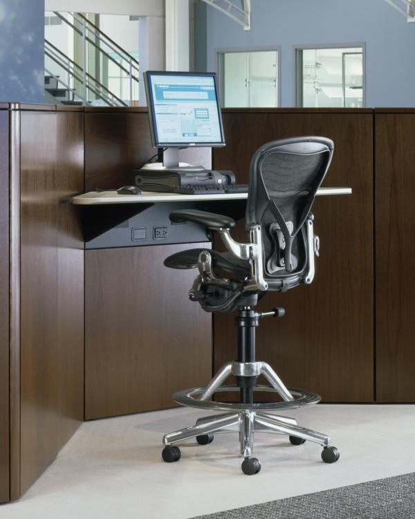 tolle-Bürostühle-mit-schönem-Design-Interior-Design-Ideen