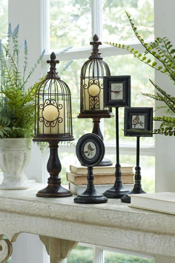 tolle-Ideen-für-Kerzenständer-wunderschöne-Tischdeko