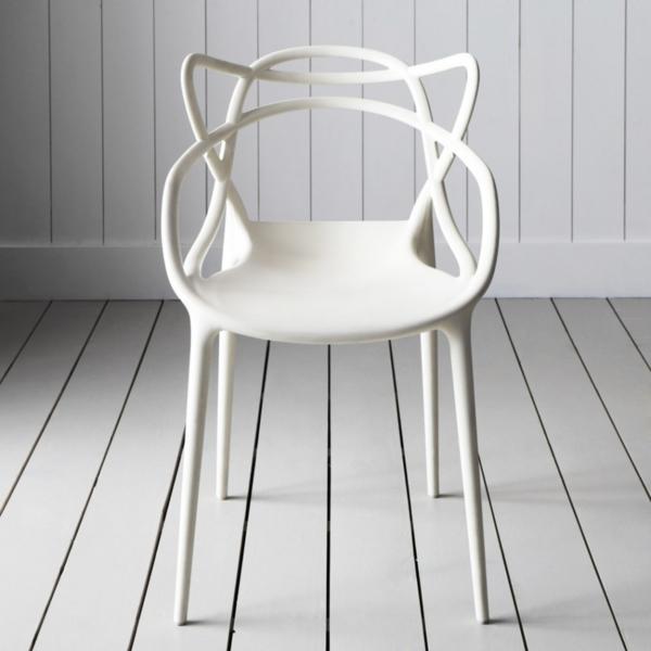 Esszimmerstühle modern weiß  Designer Esszimmerstühle für eine moderne Ambiente - Archzine.net