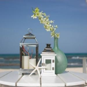 Hochzeit am Strand - ein romantischer Traum!