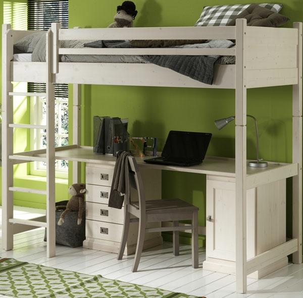 tolles-Kinder-Hochbett-Interior-Design-Ideen-für-das-Kinderzimmer