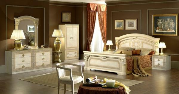 traditionelle-italienische-schlafzimmer