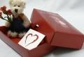 Valentinstags Geschenke effektvoll Verpacken