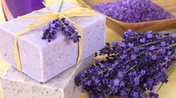violette-lavendelseife