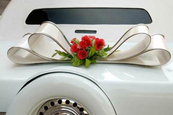 schöne hochzeitsidee für autos