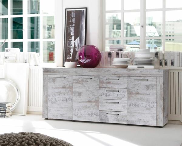 weiße-Kommode-Vintage-Design-Interior-Design-Ideen