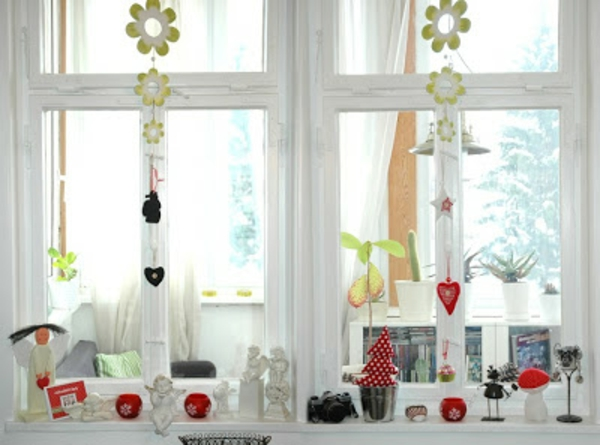 weiße-deko-zur-weihnachten