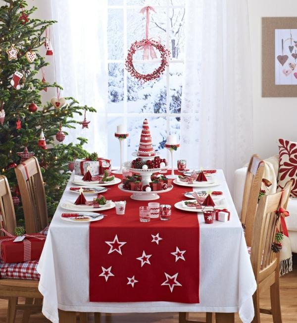 weihnachtsdecke-tischdecken-zum-weihnachten-rot-und-weiß