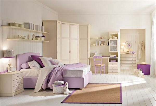 Schlafzimmer inspiration farbe  Schlafzimmer Inspiration: 50 super Fotos! - Archzine.net