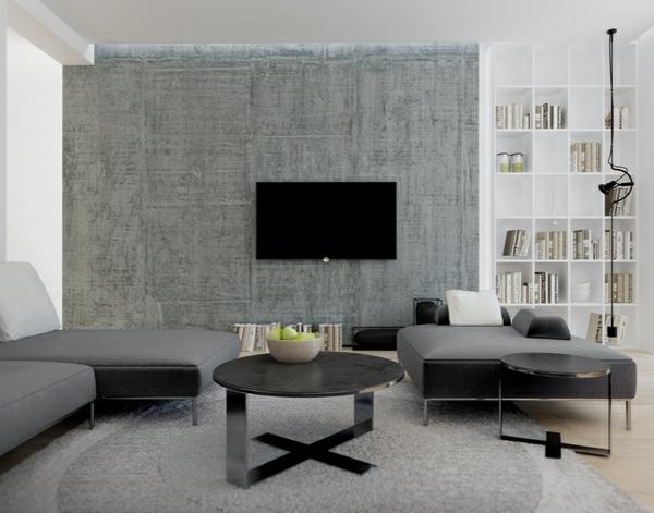 Fernsehwand Design – sehremini