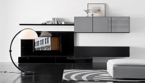 wunderbares-Schlafzimmer-einrichten-effektvolle-Fernsehmöbel