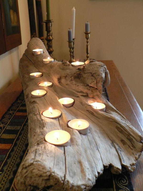 wunderschöner-Kerzenhalter-aus-Holz-als-eine-tolle-Dekoration-für-Zuhause